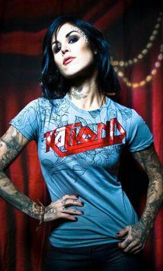 kat von d photo shoots | kat-von-d-and-kat-von-d-maiden-shirt-gallery.jpg