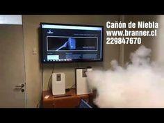 Cañón de Niebla Branner Chile - YouTube Canon, Chile, Flat Screen, Youtube, Flat Screen Display, Big Guns, Chilis, Chili, Youtube Movies