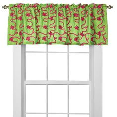 "Lily Window Valance - 55x18"" Bella"
