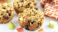 Bakes Apple Oatmeal Cups