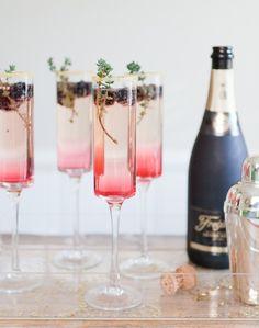Bodas de Champanhe