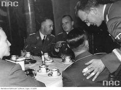Heinrich, Frank and Seyss-Inquart