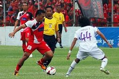Indonesian Super League match for this time will bring Persija Jakarta vs Persijap Jepara which will be held on Tuesday (27/05/2014) Held at the Bung Karno Main Stadium - Jakarta and will be broadcast LIVE at 19:00 pm o'clock quiz.