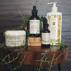 Are you stuck trying to deal with problem skin while maintaining an organic lifestyle? We can help you!  #Eminence #EminenceOrganics #Organic #SkinCare #Natural #Love #Beauty #Wellness #ClearSkin #Consultations
