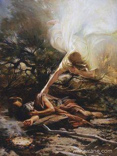 Elijah - Walter Rane