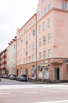 copenhagen | wanderlust | malmo | blush buildings