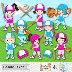 Ideas for sport kids clipart clip art Sports Party, Kids Sports, Sports Clips, Baseball Girls, Girl Clipart, Cartoon People, New Clip, Sport Girl, Craft Fairs