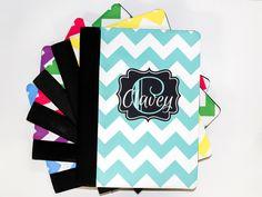 New to TheMonogramLine on Etsy: Personalized Notepad Cover | Padfolio | Binder | Noteholder (29.75 USD)