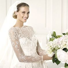 Elie By Elie Saab 2013 Collection for Pronovias.