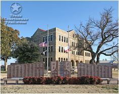 Archer County Courthouse - Archer City, Texas