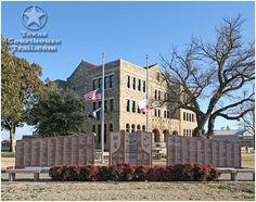 Archer County Courthouse - Archer City, Texas