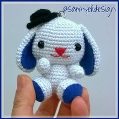 Mesmerizing Crochet an Amigurumi Rabbit Ideas. Lovely Crochet an Amigurumi Rabbit Ideas. Crochet Toys Patterns, Stuffed Toys Patterns, Crochet Designs, Crochet Dolls, Crochet Baby, Knitting Patterns, Amigurumi Doll, New Toys, Single Crochet