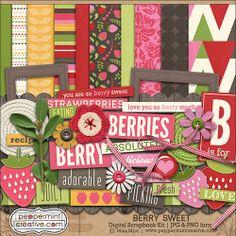 Berry Sweet Kit
