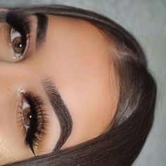 best ideas for makeup goals ideas eyebrows Gorgeous Makeup, Pretty Makeup, Love Makeup, Makeup Inspo, Makeup Inspiration, Makeup Goals, Makeup Tips, Beauty Make Up, Hair Beauty