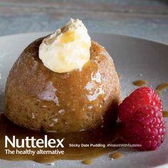 Date Recipes, Best Dessert Recipes, Fun Desserts, Toffee Sauce Recipe, Kitchen Blenders, Sticky Date Pudding, Recipe Link, Healthy Alternatives, Sugar Free