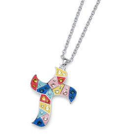Gaudi, Pendant Necklace, Colors, Jewelry, Jewlery, Jewerly, Schmuck, Colour, Jewels