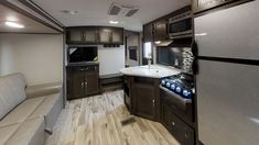 General RV Virtual Showroom | Browse RV Floor Plans, Videos Rv Floor Plans, Travel Trailers, Showroom, Kitchen Cabinets, Flooring, How To Plan, Videos, Home Decor, Camper Trailers