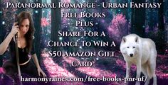 Free PNR and UF Books | Harmony Raines