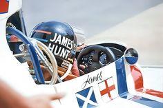 James Hunt - Hesketh