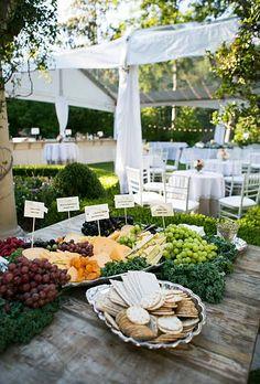 A Formal Backyard Wedding in Atlanta, Georgia  Formal Weddings   Real Weddings   Brides.com : Brides.com