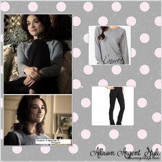 """Allison Argent Style » Season 3 Episode 5 """"Frayed"""""""
