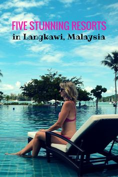 Dream resorts for dream holiday. Selection of best places to stay in Langkawi, Malaysia.
