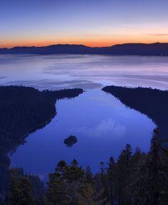 Lake Tahoe, United States: