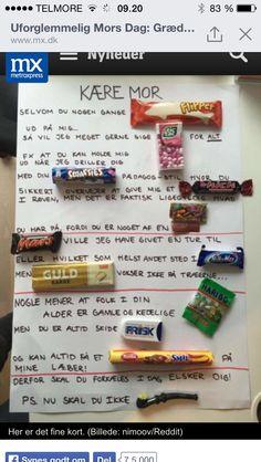 sjov gave til student
