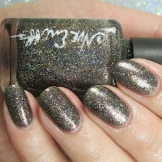 Handtastic Intentions: Nvr Enuff Gilmore Girl Inspired Collection (Partial) Firelight Festival Swatch and Review