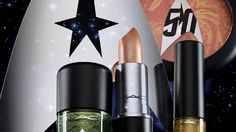 MAC Goes Sci-Fi with New 'Star Trek' Beauty Collaboration | StyleCaster
