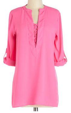 Cute pink tunic http://rstyle.me/n/m2jfznyg6