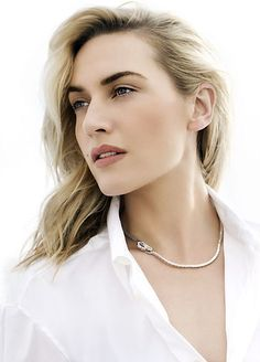 An actress of current times, but a timeless beauty nonetheless. Kate Winslet