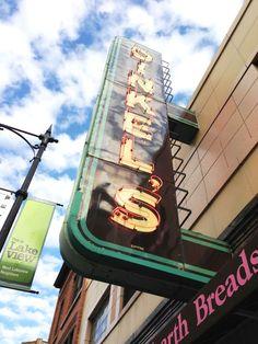 Dinkel's (Chicago Neon Daze 6), from chi-spy.com.