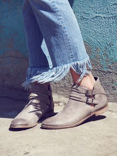 Braeburn Ankle Boot from Free People!