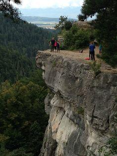 גן העדן הסלובקי ותצפית צוק Tomasovce