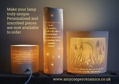Illustrated Collection Amy Cooper Ceramics words by Peter Gizzi, Anne and Mike, and A.Cooper, inspired by Victor Hugo