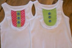 Matilda jane like tank tops - for toddlers, I think, not babies.