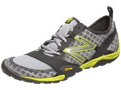 New Balance MT10 Minimus Trail Men's Shoes Gy/Gn