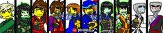 Lego ninjago #838 by MaylovesAkidah.deviantart.com on @DeviantArt