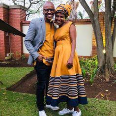 Xhosa Attire, African Traditional Wedding, African Print Fashion, Wedding Goals, African Dress, Dress Codes, Ankara, Couple Goals, Fashion Dresses