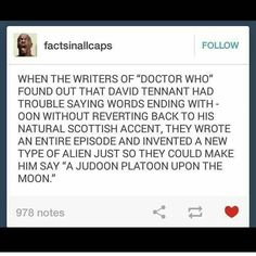 this is isnt supernatural stuff and i dont have a doctor who board but this is too funny not to save XD