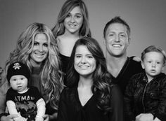 Atlanta Falcon, Kroy Biermann married Real Housewives Of Atlanta star Kim Zolciak in November 2011 and later adopted her two daughters from previous relationships, Brielle . Kim Zolciak, Housewives Of Atlanta, Real Housewives, Family Portraits, Family Photos, Kroy Biermann, Bringing Up Bebe, Love And Hip, Season Premiere