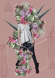 Olga Khaletskaya | Collage y Compromiso Social | Arte | Collage |nuncalosabre #Otrasdemencias #collage
