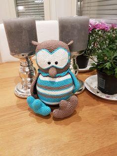 by MiaBina: Pöllömmäksi menee - More Owly Things