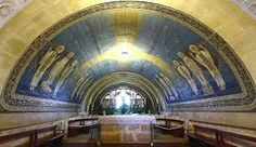 Another view of the Church of the Transfiguration. Mount Tabor  https://www.google.com/search?q=israel