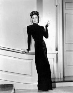 Marlene Dietrich 1930's - Photo by Ray Jones