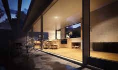 House in Binningen 3d Rendering, Exterior, Explore, Architecture, Wizards, Cgi, House, Night, Home Decor