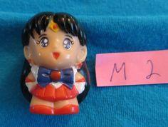 SAILOR MOON BANDAI GASHAPON FIGURE SAILOR MARS 1994 #2