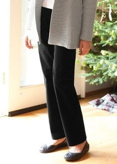 Brushed-cotton Pants, 18 Orvis. $59.00