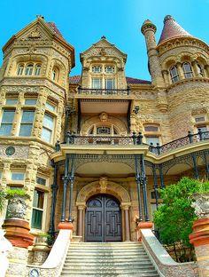Bishop's Palace (Galveston, Texas, United States)